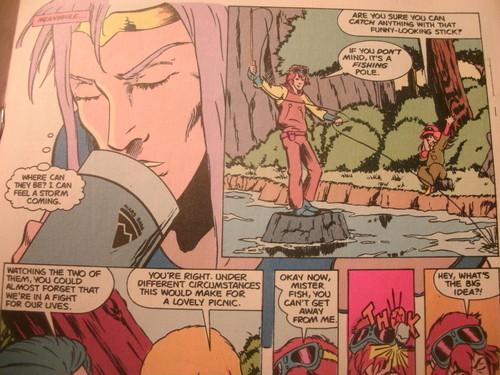 robotech 80s comic