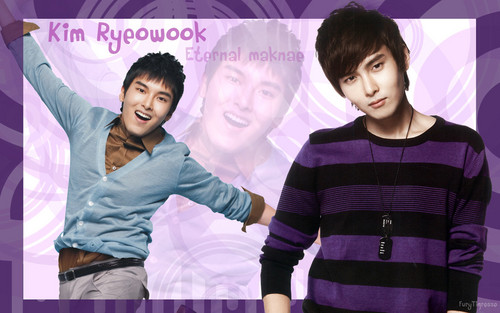 ryeowook wallpaper