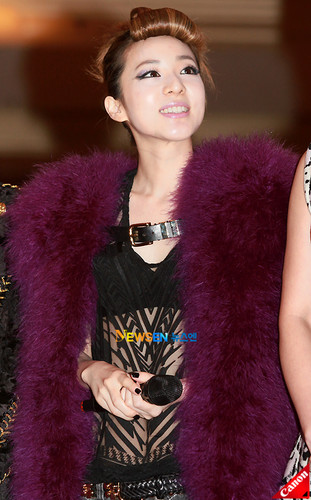 sexy purple dara