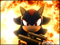 shadow - sonic-the-hedgehog-heroes-team fan art