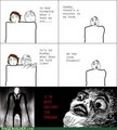 slender man+rage commic - random photo