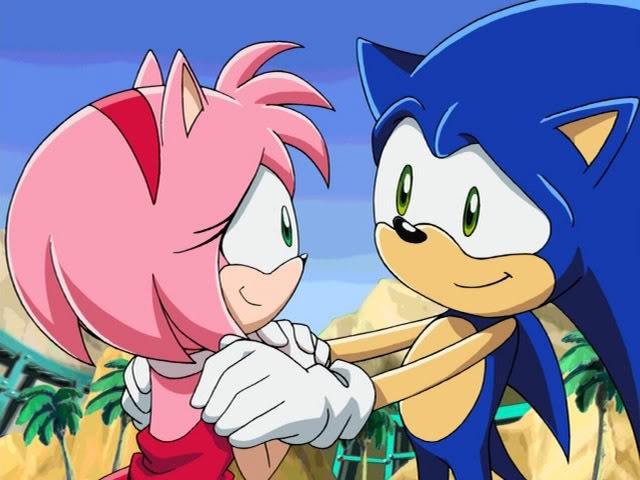 Sonic love story quiz