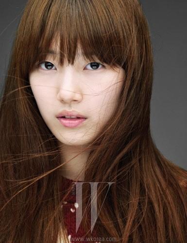 DARA 2NE1 Hintergrund containing a portrait entitled suzy miss a wkorea