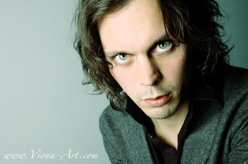 Ville Valo wallpaper probably with a portrait titled sweet Ville