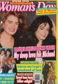 tabloid stories about Michael & Brooke  - michael-jackson photo