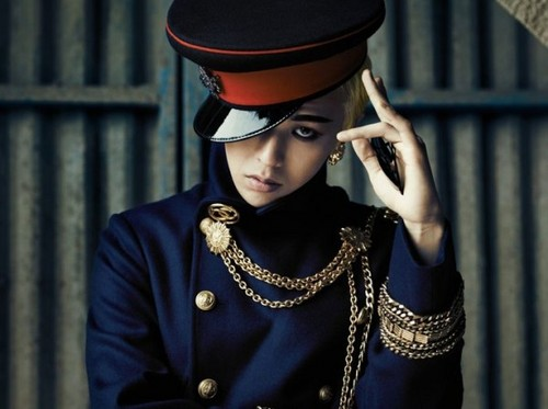 teaser 写真 of G-Dragon's comeback
