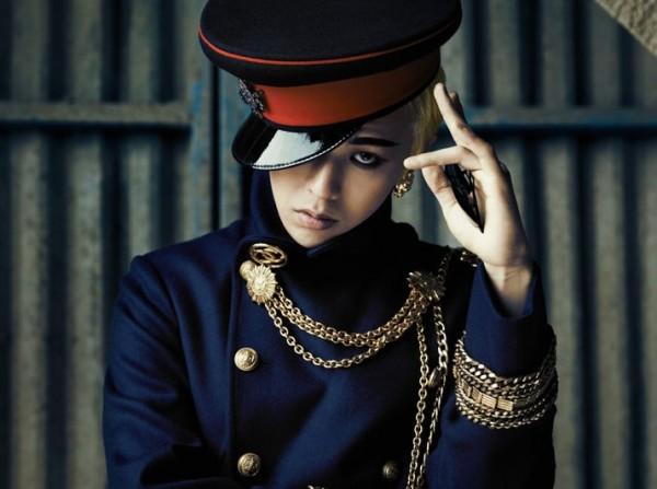 teaser các bức ảnh of G-Dragon's comeback