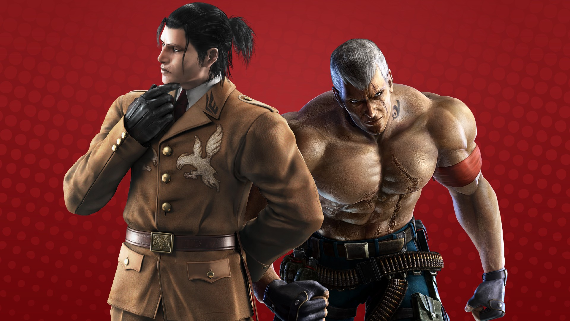 Tekken Images Tekken Hd Wallpaper And Background Photos