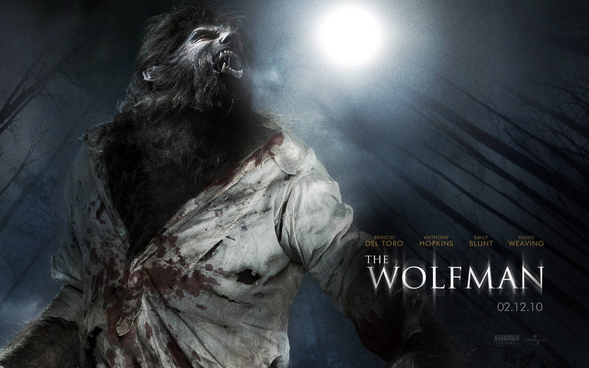 the wolfman werewolves wallpaper 32243425 fanpop