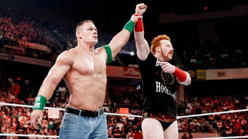 the true champions sheamus n cena