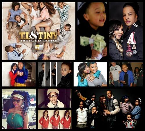 ti & tiny family hustle