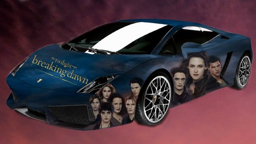 twilight saga lamborghini