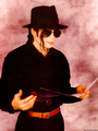 who's a pretty baby - michael-jackson photo