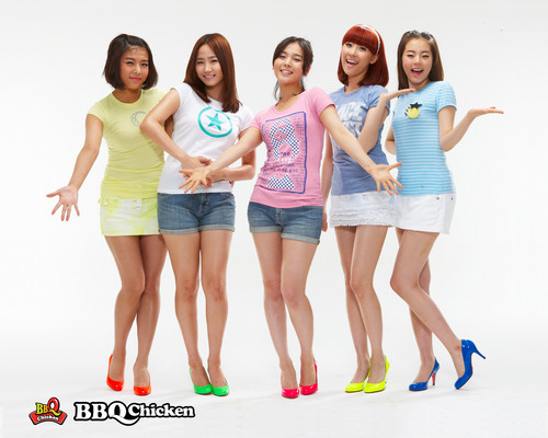 Kpop wallpaper entitled wonder girls