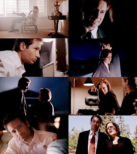 x-files collage <3