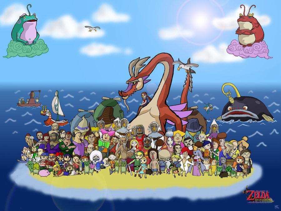 A Lenda De Zelda Imagens Zelda Ww Wallpaper Hd Wallpaper And