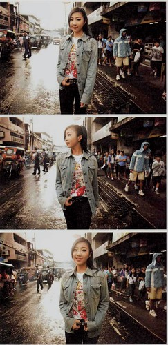 2NE1 scan foto essay book big 102