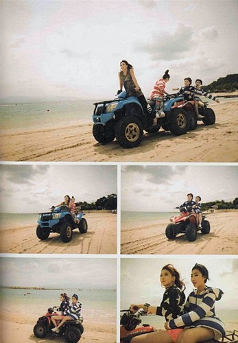 2NE1 scan foto essay book small 111