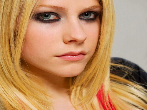 avril lavigne wallpaper with a portrait titled Avril
