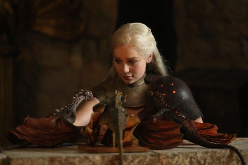 Daenerys Targaryen - Daenerys Targaryen Photo (32360388 ...
