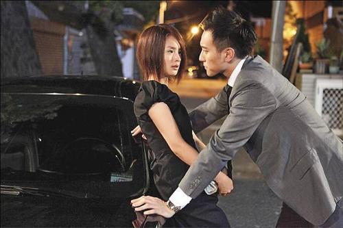 Ding Li Wei & anda Qing