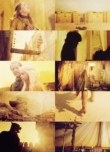 Game of Thrones (yellow)