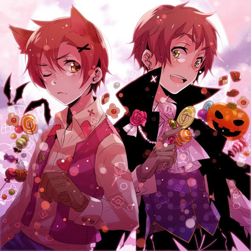 ~Halloween!Hetalia~