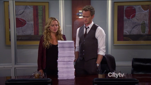 """How I Met Your Mother Season 8 Episode 2 """"The Pre-Nup"""""""