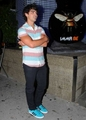  Leaving BOA Steakhouse in Los Angeles 9/25 - joe-jonas photo