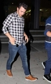 Leaving BOA Steakhouse in Los Angeles 9/25 - kevin-jonas photo