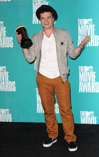 MTV Movie Awards - Press Room