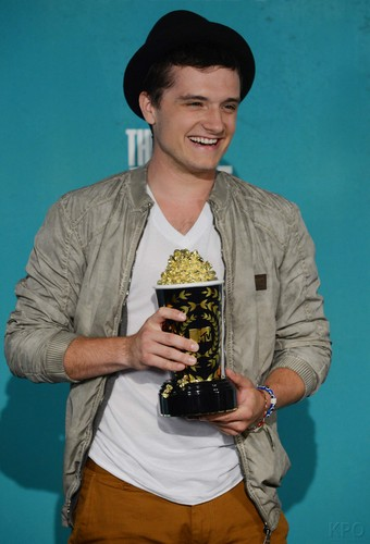 MTV Movie Awards - Press Room