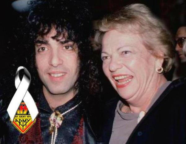 ★ Paul & his mother, Eva Eisen ☆