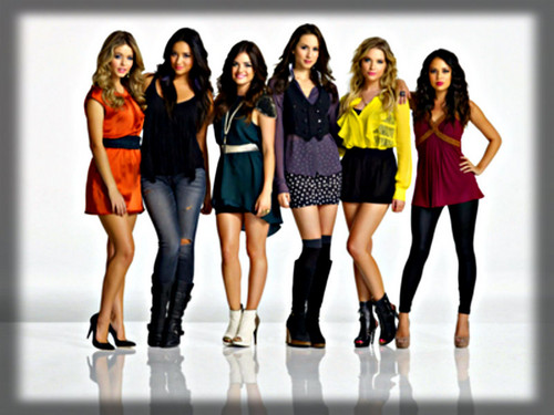 Pretty Little Liars TV دکھائیں پیپر وال titled ★ Pretty Little Liars ☆