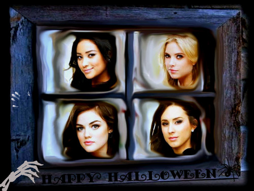 Pretty Little Liars la serie tv wallpaper titled ★ Pretty Little Liars ☆