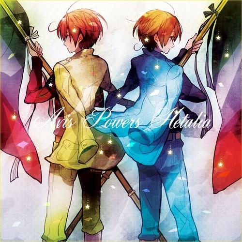 ~Romano and Italy~