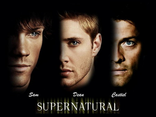 Supernatural wallpaper containing a portrait titled  Supernatural