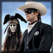 ✰ The Lone Ranger & Tonto✰ - the-lone-ranger icon