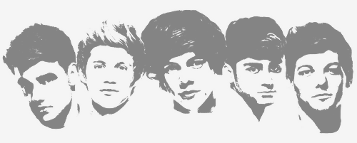 1D Fan Arts (Photoshoot)
