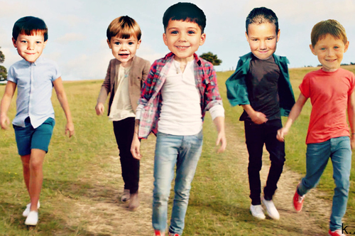 One Direction achtergrond possibly with a pantleg titled 1D