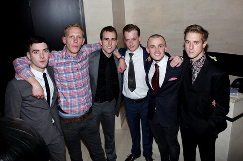 2012: Our Boys opening night