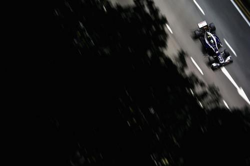 2012 Singapore GP Practice