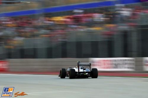 2012 Singapore GP Qualifying