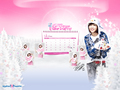 2ne1 baskin robbins - dara-2ne1 wallpaper
