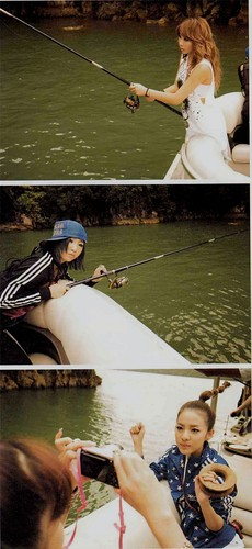 2NE1 scan foto essay book big 101