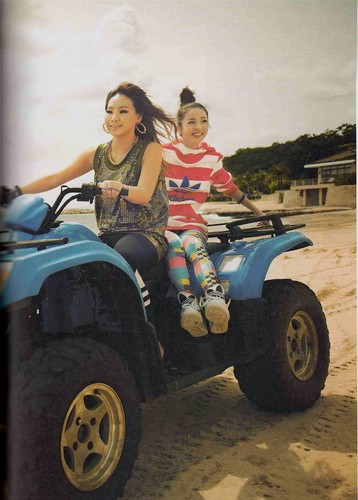 2NE1 scan foto essay book big 53