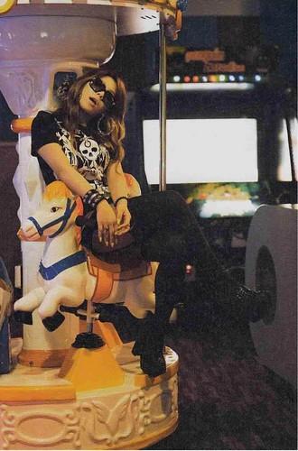 2NE1 scan foto essay book big 87