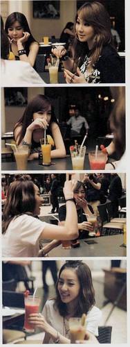 2NE1 scan foto essay book big 27