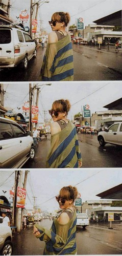 2NE1 scan foto essay book small 47