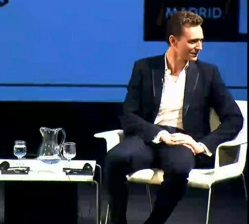 A Conversation with Tom Hiddleston